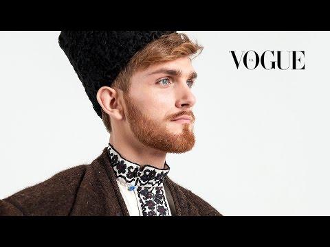 100 лет моды: Украина, мужской костюм | 100 Years of Ukraine's Fashion: Men