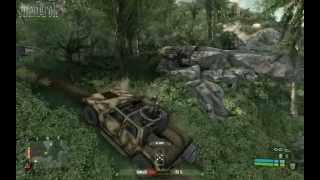 NVIDIA GTX 680 - Crysis Gameplay full first level - HD 1080p