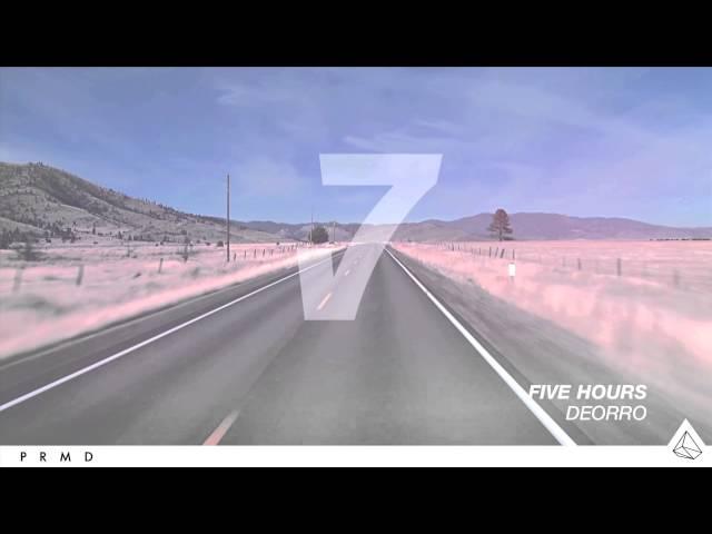Deorro - Five Hours Static Video LE7ELS