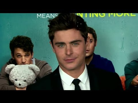 Is Zac Efron Refusing To Address Drug Problems?