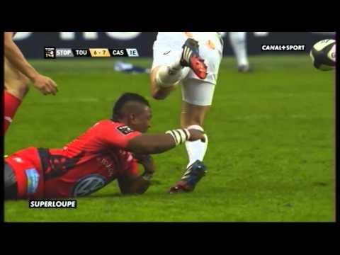 Finale Top14 2013_2014 Toulon vs Castres 1èreMT