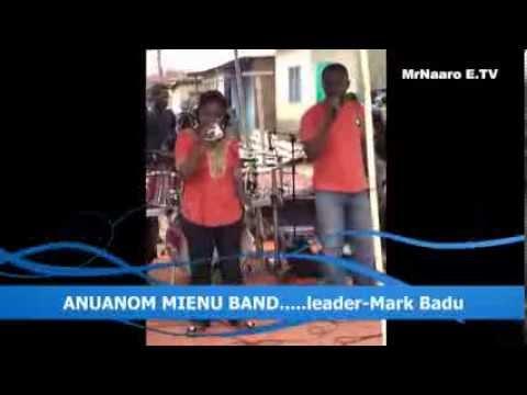 Ghana Music Enuanom Mienu Live Band Sunyani video