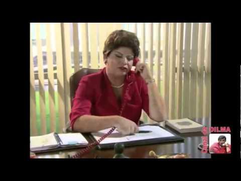 Dilma Bailarina   Ministro do Figurino Social