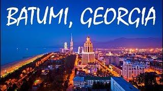 Exploring Batumi | The Las Vegas of Georgia on the Black Sea