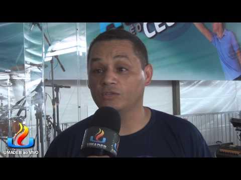 UMADEB 2013   Dia 10 02   Entrevista Ministro Beijamin