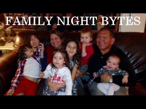 Family Night Bytes - December 20th Continued..