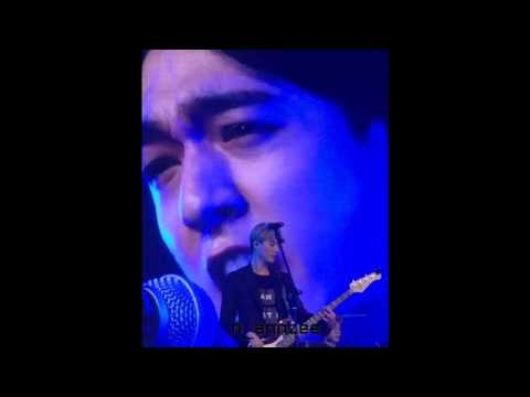YOUNG K FANCAM   DAY6 - Stop and Stare (One Republic Cover)    Fanmeeting in Singapore   Dec. 5 2015