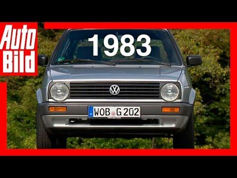 VW Golf 2 (1983) - Der Generations-Countdown / Test / Review/ Fahrbericht