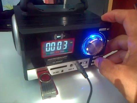 radio usb 1