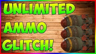 Fallout 4 - UNLIMITED Ammo Glitch! | Duplicate Any Stacked Item | (In Depth Tutorial)