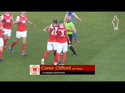 Goal: Conor Clifford (vs Waterford 05/07/2019)