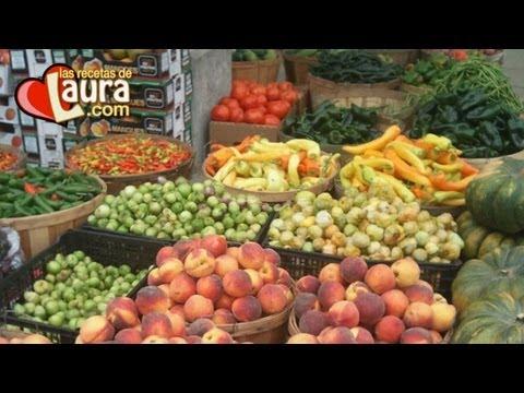 Consejo 6 Verduras para bajar de peso