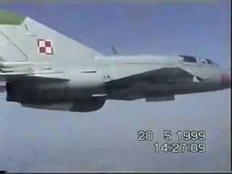Mig-21 i  Mig-23 9PLM Rosnowo  Zegrze Pomorskie