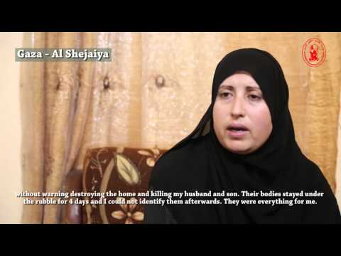 Voices from Gaza strip