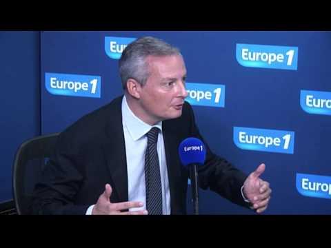 Quand Le Maire imite Chirac