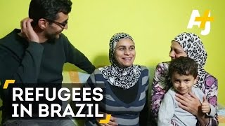 Brazil Leads The U.S. And Latin America In Accepting Syrian Refugees