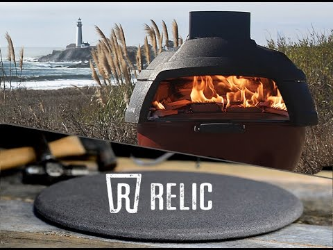 Relic - The Mobile Brick Pizza Oven