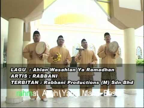 Rabbani - Ahlan Wa Sahlan Ya Ramadhan