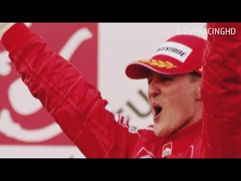 Michael Schumacher - The Greatest Of All Time