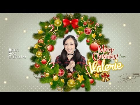 Valerie from APC wishing you a Merry Christmas!