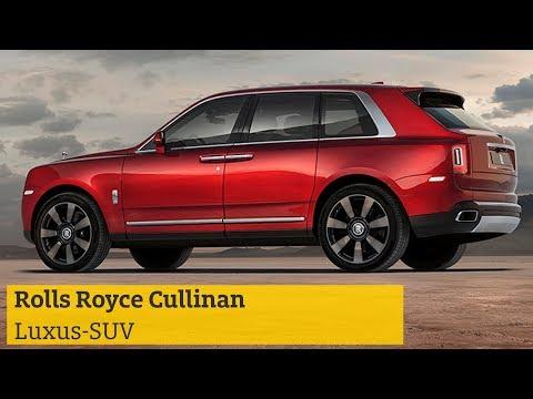 Rolls Royce Cullinan: Testfahrt, technische Daten, Preise   ADAC 2018