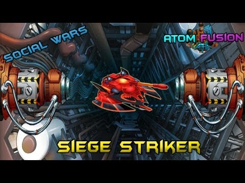 Social Wars - Atom Fusion Siege Striker
