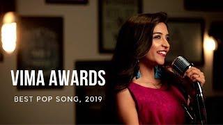 Best Pop Song - VIMA International Music Awards, 2019 | Sangeetha Rajeev | TuHi