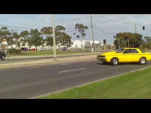 SIGMA SCORPION  435KW  FORD V8  7.0 LITRE- CRUISIN