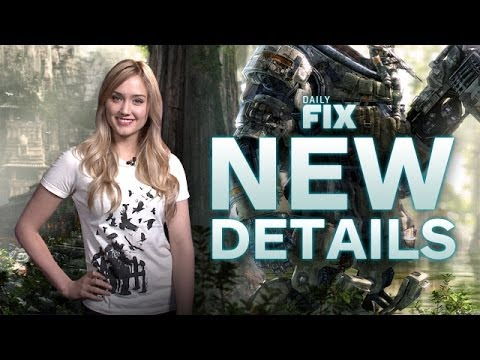 Titanfall DLC Details & Mario Kart Bundle - IGN Daily Fix
