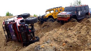 RC Cars OFF Road Sands Adventure Hummer H1, H2, Land Rover, Toyota— RC Extreme Pictures