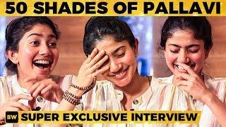 Naan Ponnugala Than Sight Adipen - Sai Pallavi Open Talk | Suriya | NGK | Personals 2