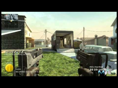 Call of Duty Black Ops Sharpshooter Nuketown Tips