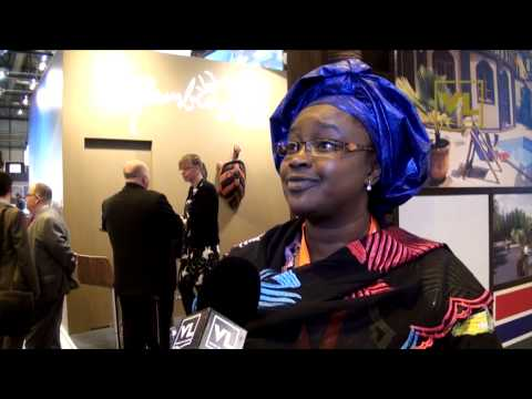 VL Interview Ida Jeng-Njie, Gambia Director of Tourism, International