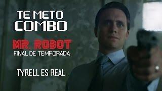 PODCAST 27 - Mr.ROBOT - ANÁLISIS EPISODIO 12 - FINAL TEMPORADA 2 - ¡TYRELL ES REAL!