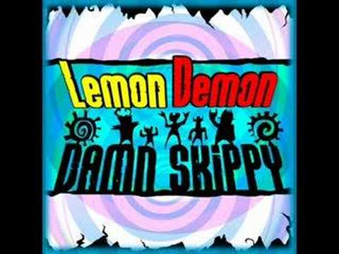 Lemon Demon - Dead Sea Monkeys
