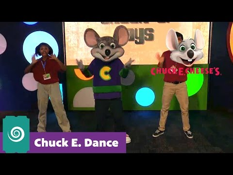 Chuck E. Says | Chuck E. Cheese's Songs