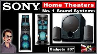 SONY Home Theaters No.1 Sound Systems Full Details with Price in Hindi #7