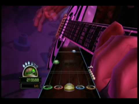Guitar Hero World Tour Guitar Shiver FC