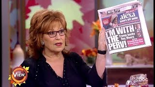 TRUMP Speaks Out In Support Of Roy Moore - The View
