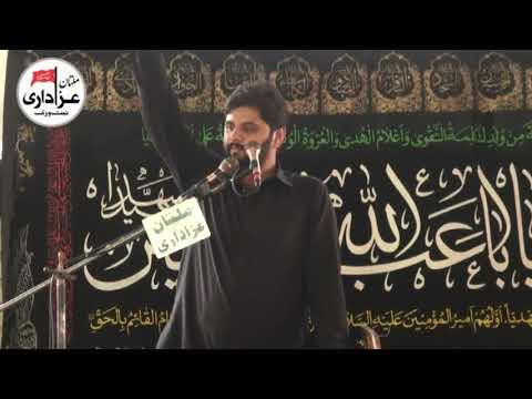 Zakir Aamar Mehdi I Majlis 12 Oct 2018 I 72 Taboot I