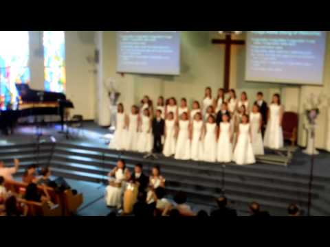 Funga Alafia (Song of Welcome) by East Valley Children's Choir
