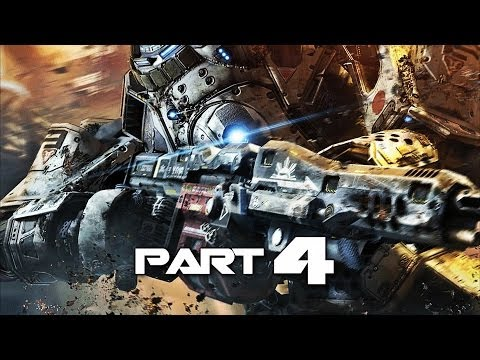 Titanfall Gameplay Walkthrough Part 4 – Get Barker – Campaign Mission 4 (XBOX ONE)