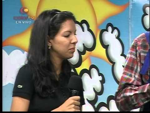 Presentación de la Escuela de Música NUEVA ONDA en COLOR TV (Maracay)