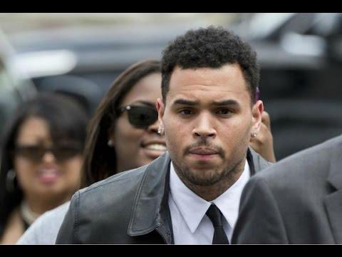 Assault Case Over Chris Brown Pleads Guilty | Washington D.C. Case