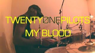 My Blood Drum Cover// twenty øne piløts