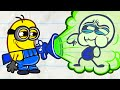 Pencilmate Gets Blasted! Animated Cartoons Characters Animated Short Films Pencilmation