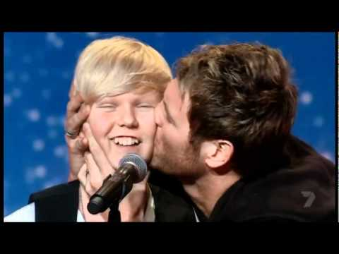 Whitney Houston - I Have Nothing by Jack Vidgen singing on Australias Got Talent [480p]