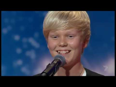 Whitney Houston - I Have Nothing by Jack Vidgen singing on Australia's Got Talent [480p]