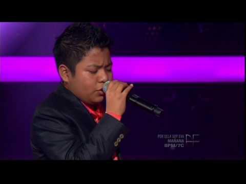 Miguel Angel&Irlanda - Abrazame muy fuerte HD