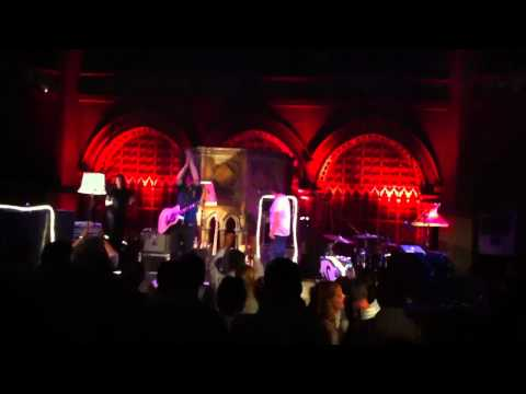 Wires - Athlete live at The Union Chapel